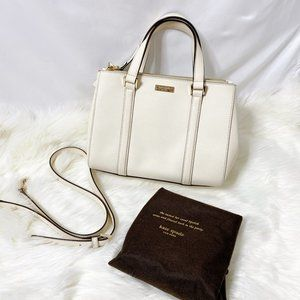 Kate Spade Cow Leather Strap Cross Body Handbag